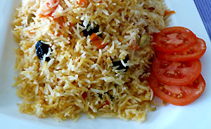 Arabic Rice Recipe
